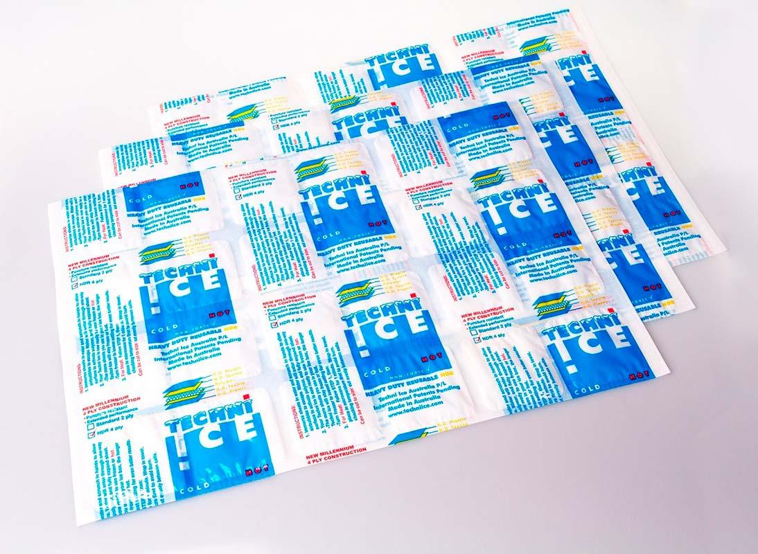 лёд Techniice hdr
