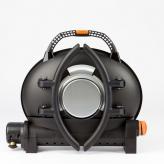 Газовый гриль O-GRILL 500M bicolor black-green + адаптер А