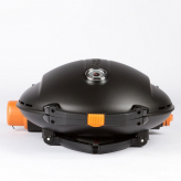 Газовый гриль O-GRILL  800T black + адаптер А