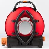 Газовый гриль O-GRILL 800T red + адаптер А