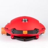 Газовый гриль O-GRILL 800T red
