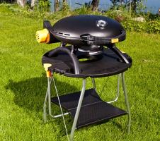 гриль o-grill 700 на природе