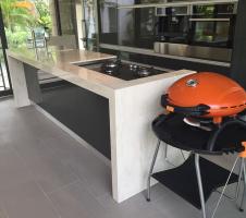 o-grill на кухне
