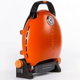 Газовый гриль O-GRILL 700T orange + адаптер А