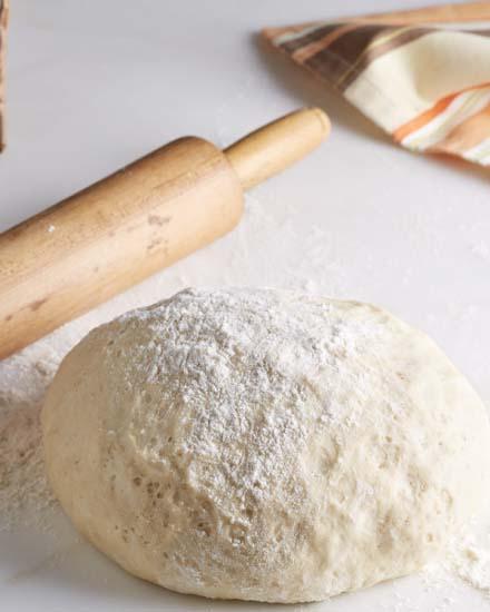 Тесто для пиццы от Бобби Флая