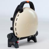 Газовый гриль O-GRILL 500M bicolor black-cream + адаптер А