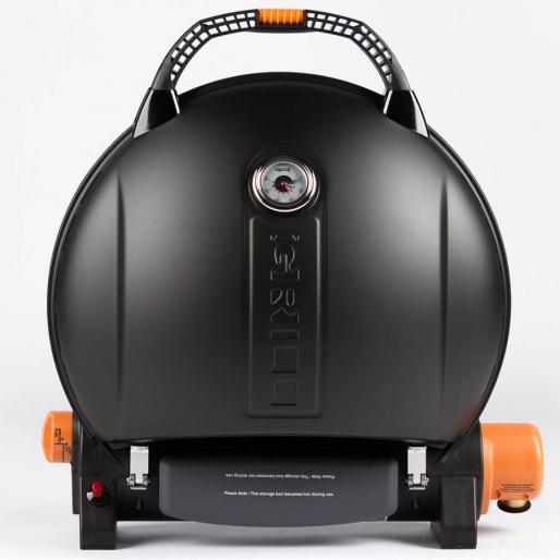 Газовый гриль O-GRILL  800T black