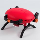 Газовый гриль O-GRILL 500 red + адаптер А