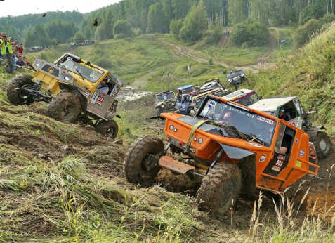 Motive Gear Russia Challenge 2016 в Бронницах. Итоги