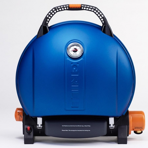 Газовый гриль O-GRILL 800T blue